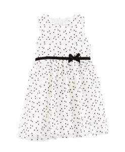 Carter's Baby Girls' Flocked Dress
