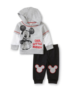 Disney Baby Mickey Mouse Hoodie & Sweatpants