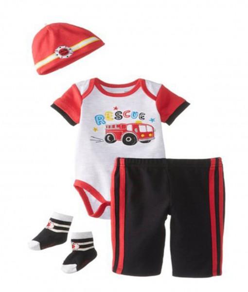 Vitamins Rescue baby clothes set