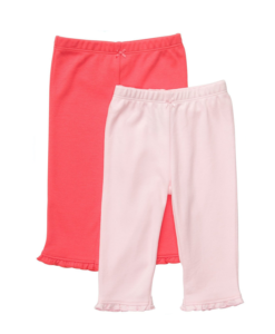 Carter's Baby Girls' 2-Pack Pant