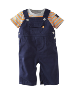 Carters Boys Months 2-Piece Baby Boy Jumper Set