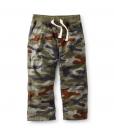 Comfortable Carters Camouflage Toddler Pants [Army ]