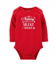Cute Carter's Unisex Holiday Baby Bodysuit (Baby) - First Hanukkah