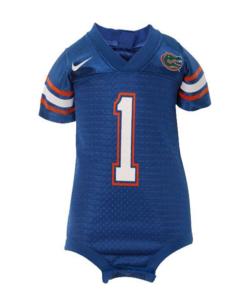 Florida Football Baby Boy Bodysuits Creeper