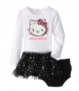 Hello Kitty Baby Girl Dress with Bloomers.