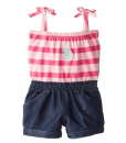 U.S. Polo Assn. Baby-Girls Tie Strap Jersey Top Baby Jumpers