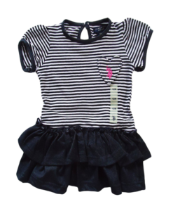 US Polo ASSN Kids Cutest Ever Baby Girl Dress