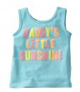 Cute Carter's Little Girls' Tank (Toddler) Daddys Girl Toddler Tank Tops