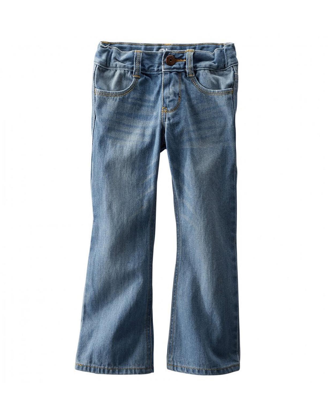 New Oshkosh B'gosh Girls' Bootcut Light Wash Jeans – Baby Bootcut ...
