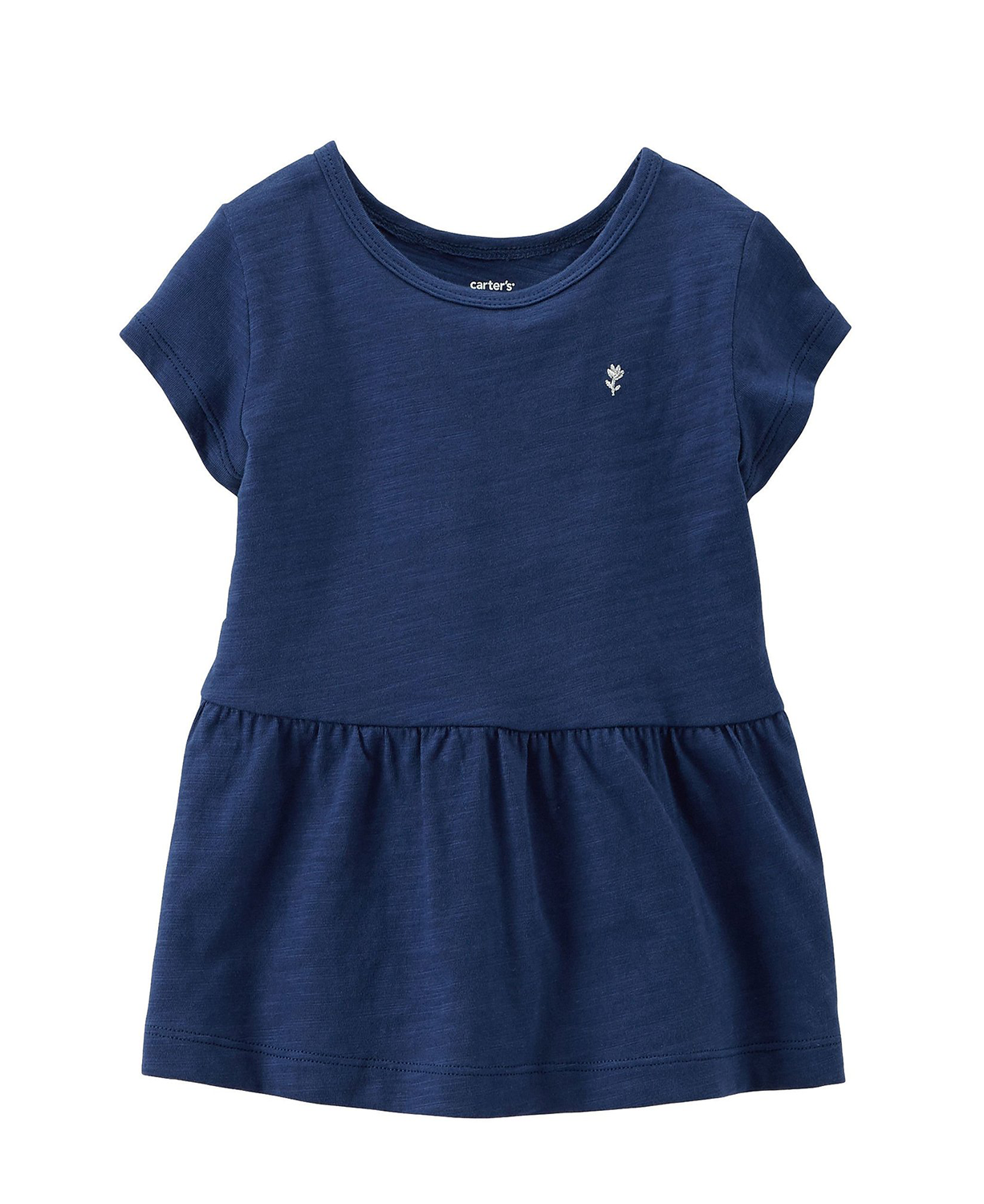 New Carter s Baby Toddlers Girls Navy Blue Toddler Girl