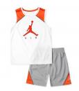 New Jordan Boys 2 Piece Jumpman Set - Toddler Jordan Outfits