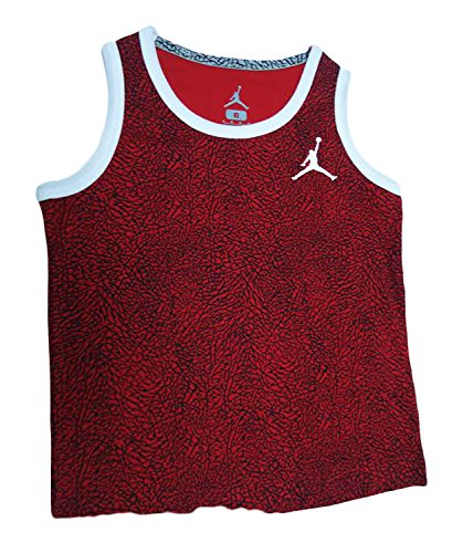 Baby Boy Jordan Clothes Custom Jordan Toddler Boys Jumpman Jersey TShirt 60 Gym Red Baby