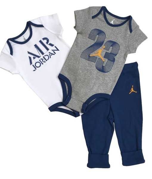 Nike Baby Boy Clothes Simple Nike Jordan Infant New Born Baby 60 Pcs Layette Set 6060M Baby