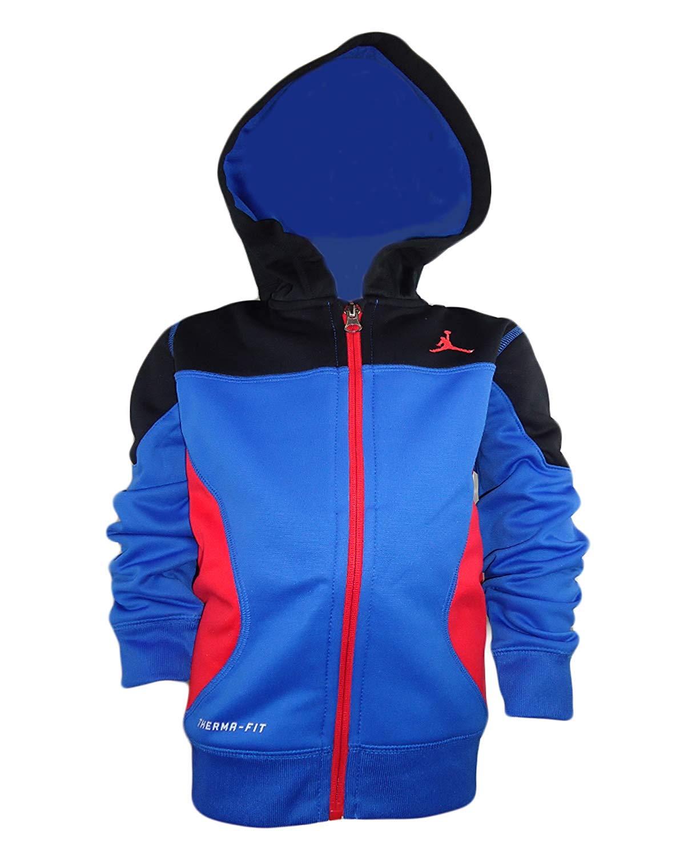 d7142eef5c5a Air Jordan Activewear Entrance-Zip Hoodie Little Boys Apparel - Baby ...