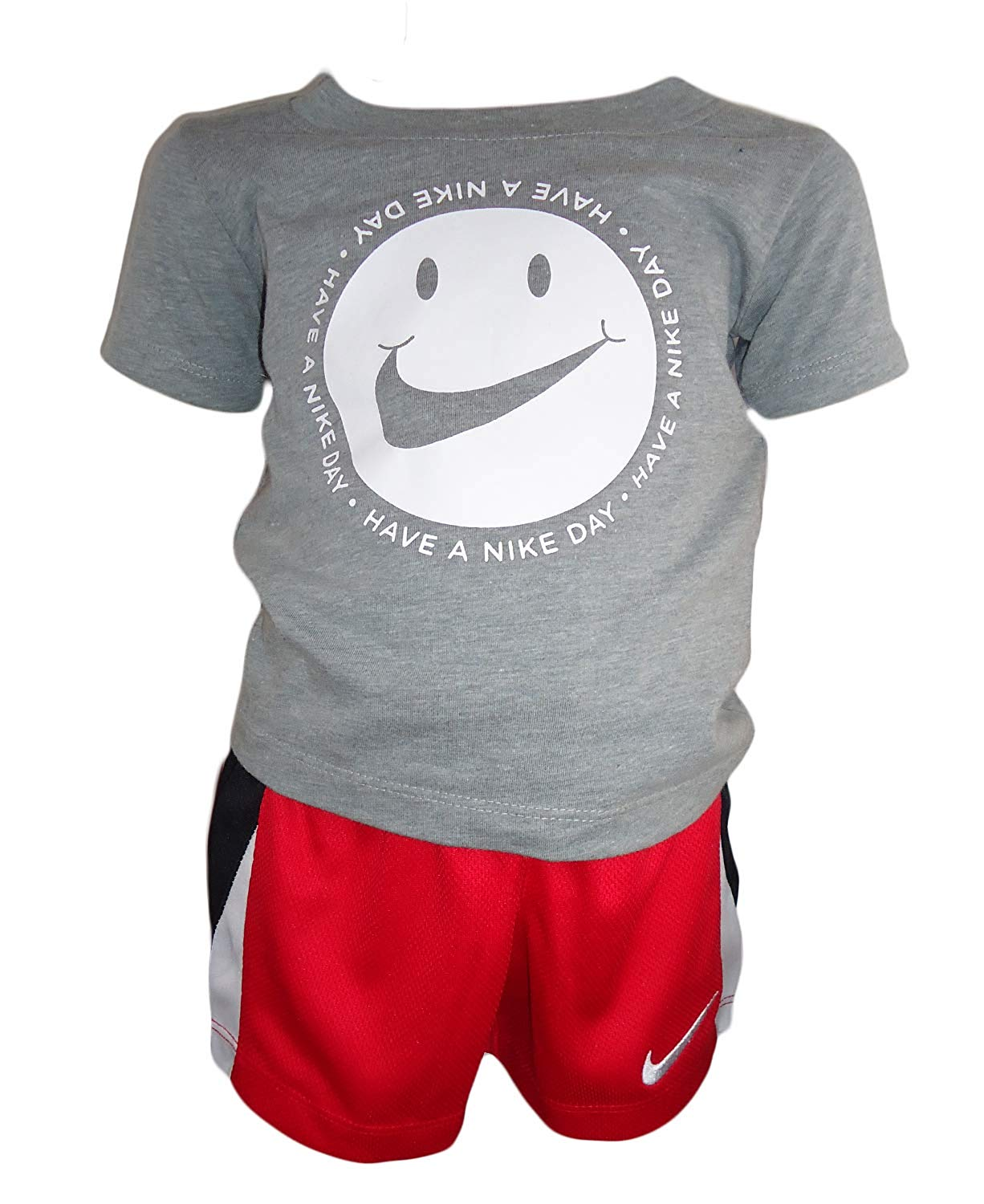 aa703bb99 Baby Boys:Nike 2-Pc. Active Wear Top & Pants Set - Baby Clothes ...