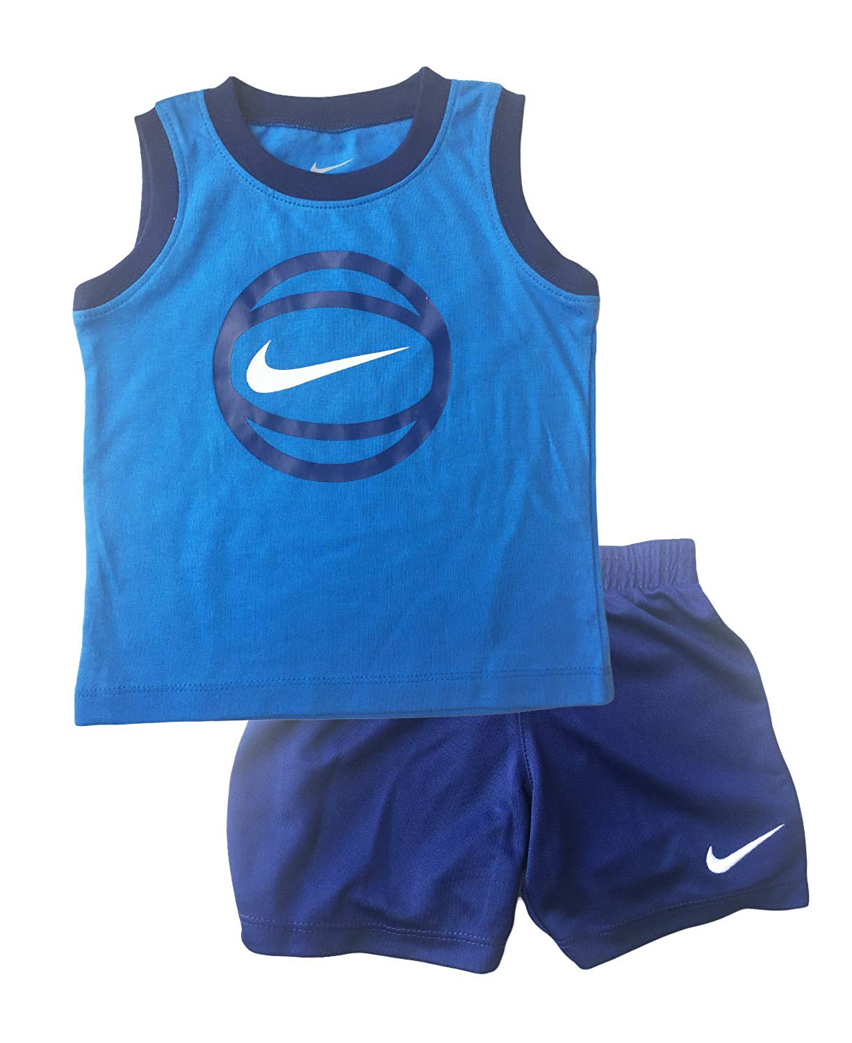2-PC Nike Boys Top and Shorts Set - Baby Clothes 106c75280