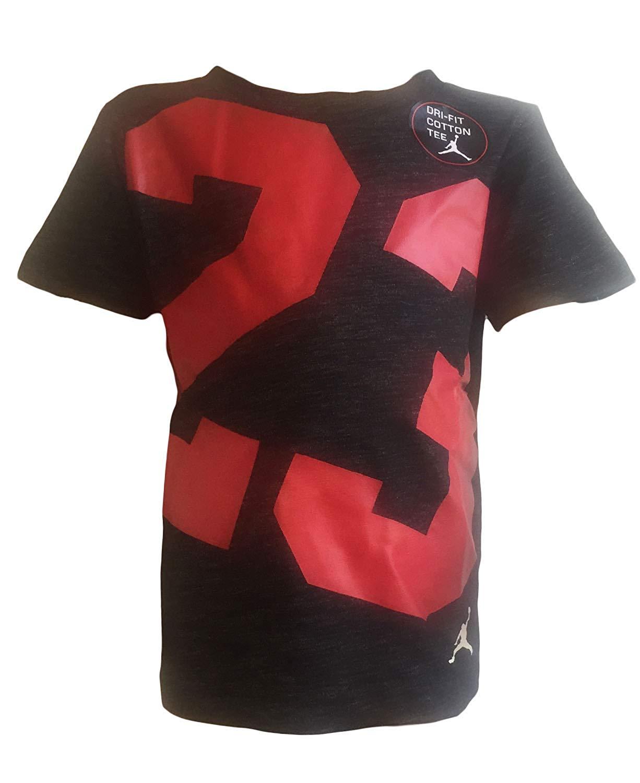 705c4302 Nike Air Jordan Boys' Jersey T-Shirt Top - Baby Clothes, Baby ...