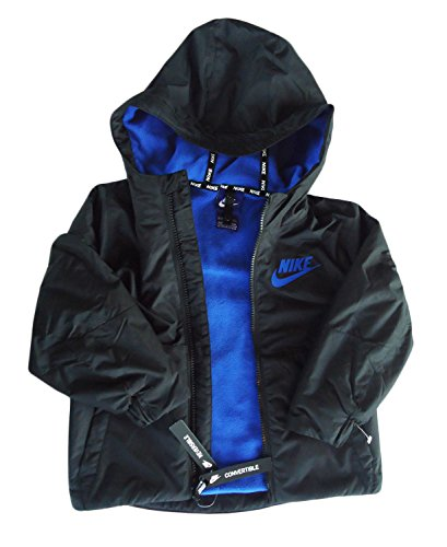 808e181419 Toddler: Nike Boys Zip Up Hoodie (Black, 3T) - Baby Clothes, Baby ...